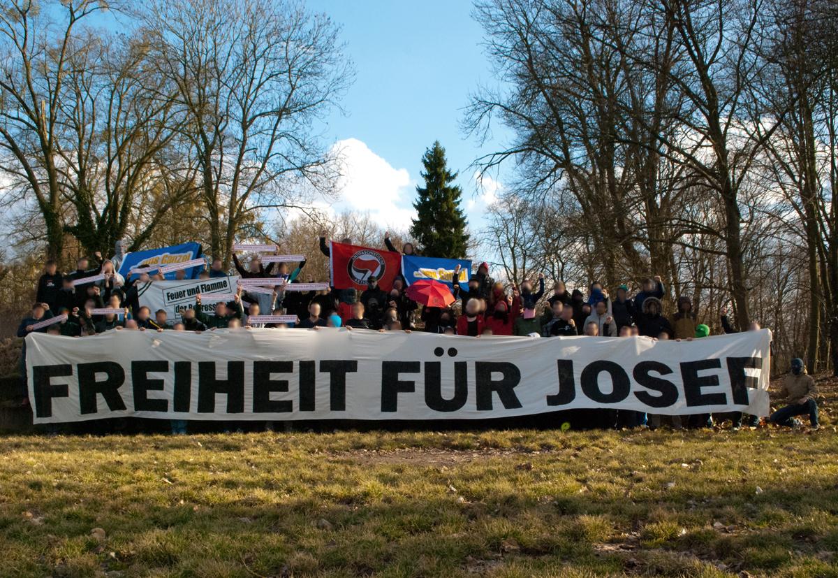 Freiheit für Josef!